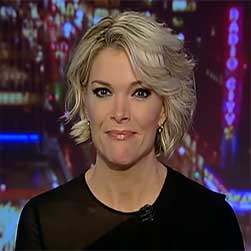 Megan Kelly moves from Fox News colleagues to NBC journalists