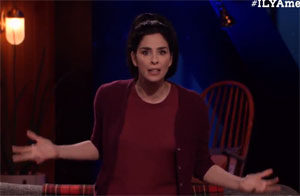 Sarah Silverman, thanksgiving for a nation founded on genocide and slavery