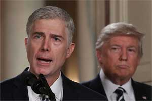 Gorsuch will be confirmed