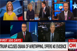 Six reasonable people discuss Trump's unreasonable wire tapping accusation, CNN
