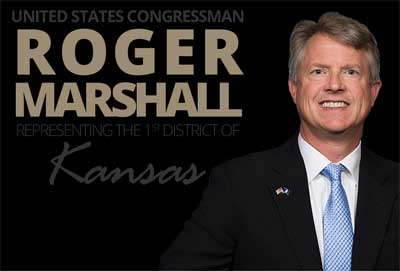 Kansas Republican Rep Roger Marshall uses Jesus to take a crap on the poor