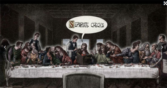 The Republican Last Supper