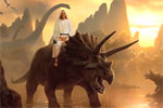 Jesus rode the Dinosaurs & Barry Manilow