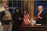 SNL: Alec Baldwin, Jimmy Fallon, Steve Bannon do the Oval Office