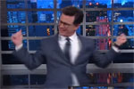 Stephen Colbert Week in Review with Stephen's Bill O'Reilly Happy Dance