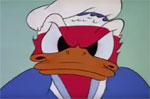 The Donald Duck, The Anger Management cartoon