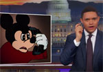 World hacked, Trevor Noah channels Mickey Mouse perfectly