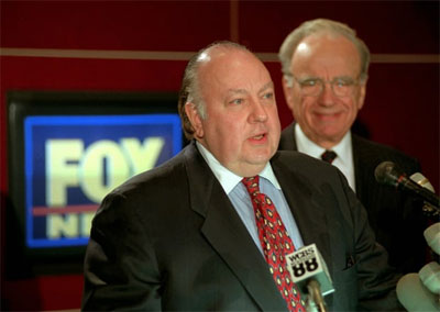 Roger Ailes, The Christopher Columbus of hate, a Eulogy by Matt Taibbi