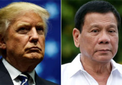 President Trump invites new friend Rodrigo Duterte to the White House