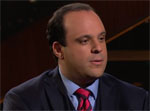 Boris Epshteyn makes a fool of Boris Epshteyn, Real Time with Bill Maher