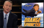 Bill Maher New Rule, Super hero The Orange Splincher, May 19 2017
