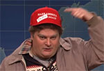 SNL: Drunk Uncle explains President Trump, Bobby Moynihan