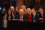 SNL OPEN: Trump cast goodbye Hallelujah