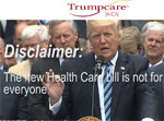 Republican Trumpcare good for infinite profit bad for women and children