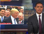 Trumpcare and the Laughing Rich White Republican men, Trevor Noah