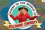 SNL: Where in the World is Kellyanne Conway?