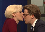 SNL COLD OPEN: Morning Joe and Mika hot put no legs
