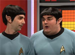 SNL: Neil deGrasse Tyson brings you Star Trek , Spock's Brother