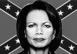 Condoleezza Rice joins the confederacy