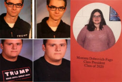 New Jersey high school yearbook staff saves Trump students from lifetime of embarrassment
