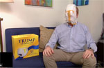 Trump Leak Guard, adult diapers for the face, Stephen Colbert