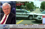 Newt Gingrich uses Scalise shooting to attack liberals, Daily Show