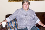 Steve Bannon takes a dump on White House Lawn! Baker Daily video