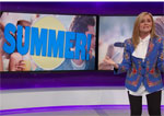 Samantha Bee, Summertime and the living is hard