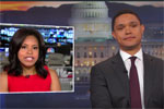 It's Comey Week around the World! Daily Show