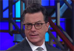 Trump at war with Reality, Stephen Colbert