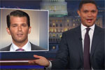 Donald Trump Jr proves absolutely collusion with the Russians, Trevor Noah