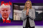 Samantha Bee has two words for Trump throwing Transgender out of the military