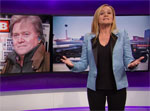 Steve Bannon trying to oust General McMaster - Samantha Bee