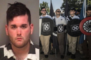 James Fields, like all racists, just another loser from the real America