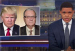 Trevor Noah makes fools of racists Joe Arpaio and President Trump, The Daily Show