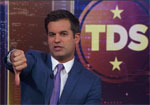 Daily Show Michael Kosta gives us a lesson in Constitutional Law and Pardons