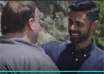 Coal miner, no to coal yest to brown people, Hasan Minhaj