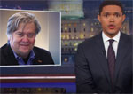 Trevor Noah makes a fool of Steve Bannon on 60 Minutes, Daily Show