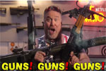 The Big Gun Store Ad, Chelsea Handler