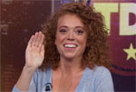 Michelle Wolf, easier to become President than Miss America, Daily Show