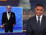 Steve Bannon's Emmy, The Daily Show