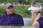 Daily Show Desi Lydic makes a fool of Texas golf course owner Jeremy Barnard