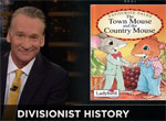 Bill Maher New Rule, The City Mouse and the Country Mouse, Sept 22 2017