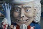 uncle sam proctologist
