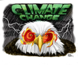 Now is not the time to talk about Global Warming!