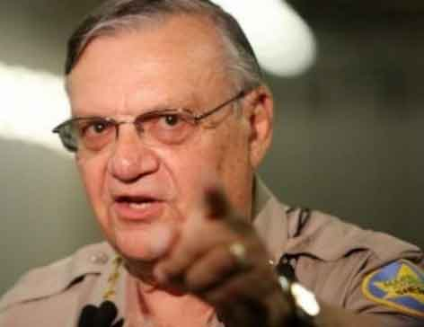 Arizona sheriff Arpiao arrests 6 year old girl