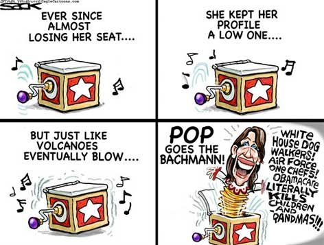 pop goes the bachmann