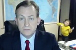 Hilarious Moment a BBC Expert's Live Interview is Gatecrashed by His Kids is the Best!