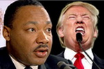 Trump is the MLK Jr of Healthcare - Is Bannon Gandhi?