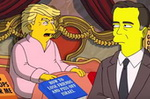 125 Days, Donald Trump Tries to Patch Things Up With Comey - The Simpsons